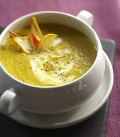 Intialainen palsternakkakeitto, resepti – Ruoka.fi - Indian parsnip soup