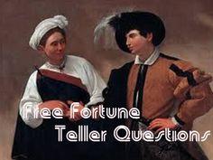 Free Fortune Teller (freefortune) on Pinterest