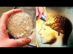 Este es el remedio que recomiendan neurólogos para la pérdida de memoria - YouTube Healthy Smoothies, Healthy Drinks, Healthy Tips, Healthy Recipes, Jessica Smith, Holistic Medicine, Natural Home Remedies, Baking Ingredients, Cookie Dough