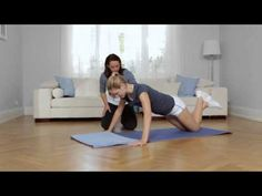 Fit Club On The Go - Half Press Ups | NIVEA Fit Club | On The Go Exercises | Arms and Upper Body