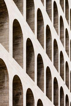 Palazzo della Civiltà Italiana, EUR, Roma, Italia - Giovanni Guerrini, Ernesto Lapadula, Mario Romano