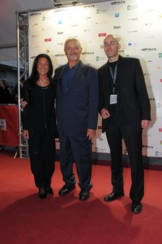Canadian filmmaker Ted Kotcheff receives the German Independence Honorary Award