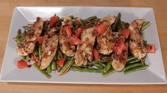 Bust out the skillet and get sizzling. This two-part, Mediterranean chicken recipe is fresh, healthy, and just a little bit sweet. The secret? Watch and learn. /