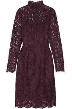 Dolce & Gabbana Guipure Dress, $3,495; net-a-porter.com   - ELLE.com