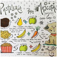 Pasteleria para mascotas - Isabel Vermal