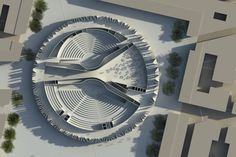 FinalRender_Plan_PP.gif Memorial Architecture, Wind Turbine, Public, Urban, London, How To Plan, Building, Design, Empire