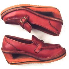 a1806be44edd1 172 Best shoes from the 70's images in 2018 | 70s fashion, Retro ...