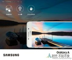 """6"""" Samsung Galaxy A9 leaks in detail: Snapdragon 620 and a 4,000mah battery - GSMArena.com news"""