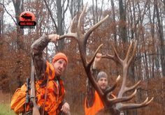 BIG BULL OUTFITTERS of Byrnedale, PA: Hunter Mark Wickizer of Dickson City, PA and BIG B...