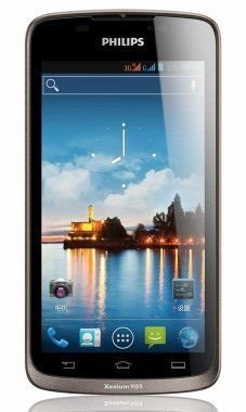 Philips announces W832 Xenium Android Phone with Dual-SIM, Android ICS, 2400 mAh Battery - Gizmo Report