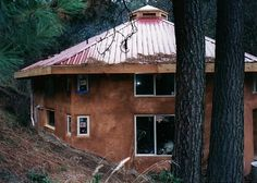 Strawbale home in Ashland