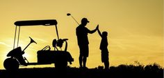 Father and son at a golf course | Image source: Worldsbestgolfdestinations.com