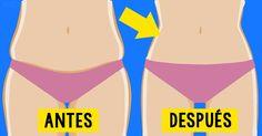 Prueba estas sencillas posturas y verás cómo se aplana tu barriga