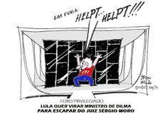 Sponholz: Bateu o desespero no Lula!