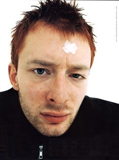 Thom Yorke: photoshoots 1996 and under