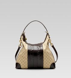 'secret' medium hobo with lock detail. Hermes Handbags, Handbags Michael Kors, Louis Vuitton Handbags, Coach Handbags, Purses And Handbags, Gucci Hobo Bag, Gucci Bags, Designer Handbags On Sale, Designer Purses
