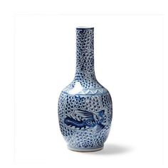 Ming Single Gourd Vase. Very unusual and I love it.