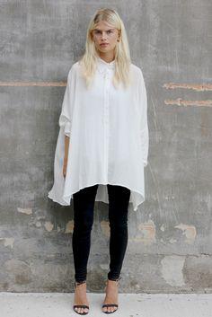 Cotton Shirt Alexandra