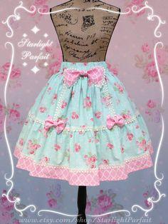 New Robe de jeune fille /& legging set Puff Jupe avec impression et strass Âge 4-10 ans
