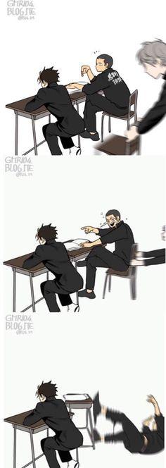 Noya is my expectation and Tanaka is my reality