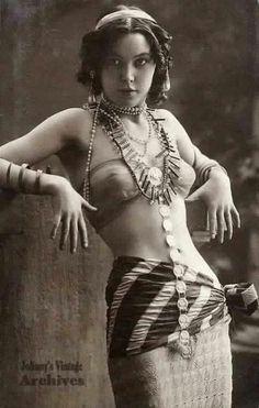 Vintage Gypsy style