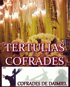 #tertulias #cofrades #Daimiel #semanasanta2016 #ssantadaimiel16