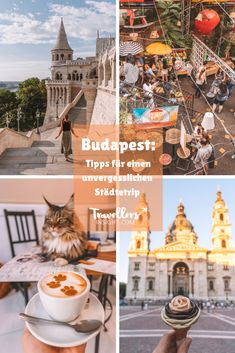 Budapest: travel tips for food and sights in Hungary Europe Travel Guide, Travel Tips, Places To Travel, Places To Go, Travel Destinations, Budapest Restaurant, Los Angeles Travel Guide, Budapest Travel, Affordable Hotels