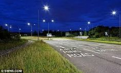 Image result for led street light