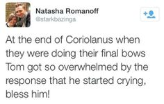 Awwww. Seeing things like this just makes me love him even more. Which I didn't think was possible.