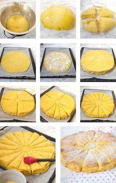 Saffranssol - Lindas Bakskola & Matskola Cookie Cake Pie, Cookie Desserts, No Bake Desserts, Baking Recipes, Cake Recipes, Dessert Recipes, Christmas Goodies, Christmas Baking, Fika