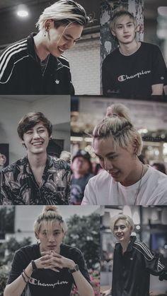 Asian Actors, Korean Actors, Cute Boys, My Boys, Daddy Aesthetic, Blonde Boys, Asian Love, Cute Gay Couples, Cute Actors