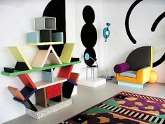 Carlton by Sottsass_I like it in this context