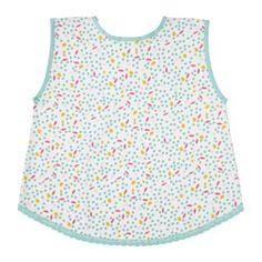 SPRUDLA Children's apron, dotted - IKEA