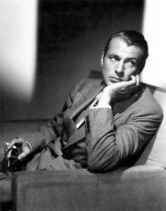 Gary Cooper (May 1901 - May Quiet, tall, serious, with 'a little boy' smile - a leading man for 40 years. The American Film Institute named Cooper among the AFI's 100 Stars, ranking him among males from the Classical Hollywood cinema period Viejo Hollywood, Hollywood Actor, Golden Age Of Hollywood, Vintage Hollywood, Hollywood Stars, Classic Hollywood, Hollywood Glamour, Hollywood Icons, Hollywood Cinema