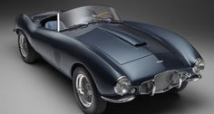 1953 Aston Martin DB2 - /4 Bertone Spyder | Classic Driver Market
