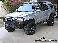 2003-2009 4Runner Front Bumper
