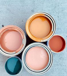 Delicious clay pinks, divine almost inky deep teal, soft orange apricot through to burnt orange/rust! Colour Schemes, Color Combos, Color Patterns, Colour Palettes, Rustic Color Palettes, Earthy Color Palette, Color Trends, Palette Design, Decoration Palette