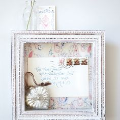Shadow Box Small - (Currently Sold Out)