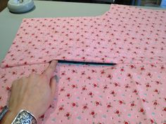 Tutorial for Sewing Pockets into Pajama Pants! Excellent Tutorial!! Thank you!!