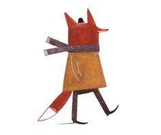 Mr. Fox by Christine Pym