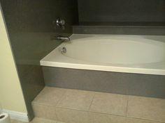 PKB Reglazing : Oval Bathtub & Surround (After)