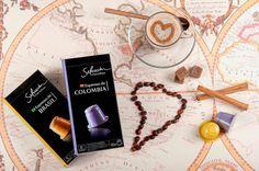 Nuestra marca gourmet #CarrefourSelección te brinda la oportunidad de degustar el #café brasileño y colombiano en tu Nespresso.   #MarcaCarrefour Mp3 Player, Nespresso, Gourmet, Self Branding, Opportunity