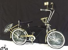 Lowrider Bicycle | deluxe lowrider bike lowrider bicycles back e mail a friend