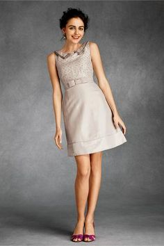 Pastille Mini Dress Front
