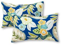Outdoor Accent Pillow Set - Marlow - Greendale Home Fashions
