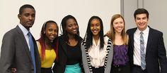 Last Monday evening at the Shalala Student Center, University of Miami's Debate Team hosted the team from iDebate Rwanda. The public debate focused on genocide recovery, forgiveness, and justice. #UniversityofMiami #Miami #WeAreSoC #Canes #TheU #Hurricanes #GreenAndOrange #ItsGreatToBeAHurricane #UM #Communications  #Students #Debate #Rwanda #VoicesOfAPostGenocide #justice #Forgiveness