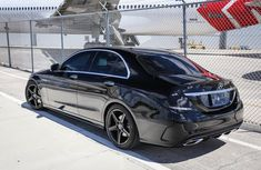 Mercedes-Benz W205 C300 on OEM Weels   BENZTUNING   Performance and Style