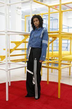 f9ae613d2f074d adidas originals by Daniëlle Cathari Fall 2018 Fashion Show