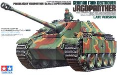 Toy Soldiers Model Kit Scale German Jagdpanther Late Version Tamiya 35203 for sale online Tamiya Model Kits, Tamiya Models, Plastic Model Kits, Plastic Models, Maquette Tamiya, Military Armor, Military Tank, Military Drawings, Tank Armor