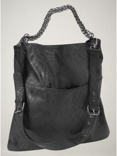 My new fall bag - ordered online from Gap and it arrived this week. Love!